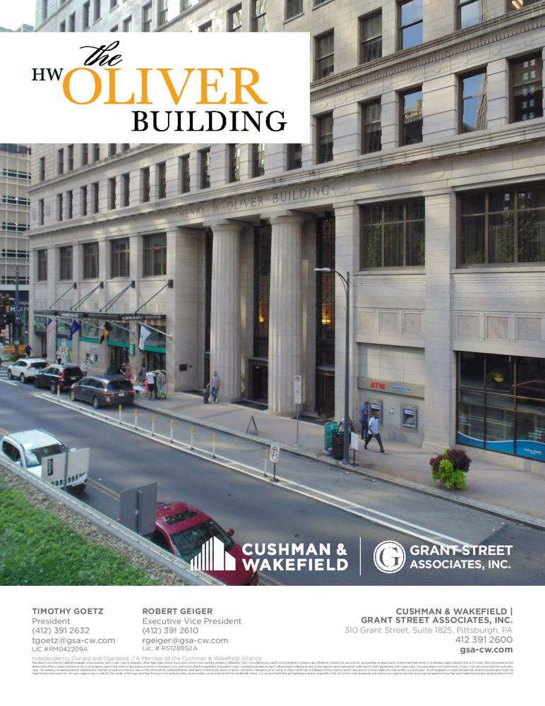 Image of The Henry W. Oliver Building - 11th Floor-905 - CoeoSpace 905