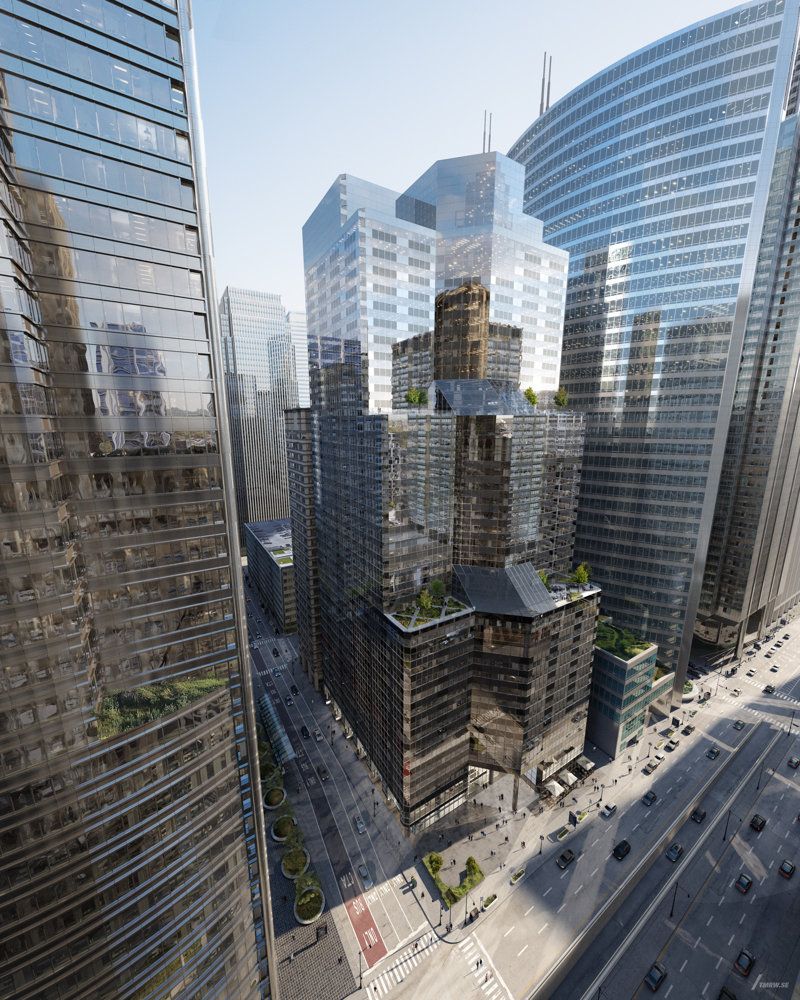Image of One South Wacker - Suite 2780-4490 - CoeoSpace 4490